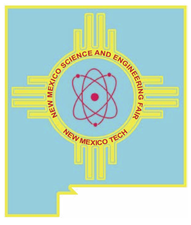 NM State Science Fair logo